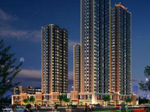 抚顺市银川社区中伟国际广场2#地块