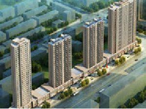 抚顺市银川社区中伟国际广场3#地块